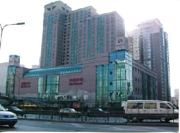 小营商住楼(华堂商场)4.8万㎡